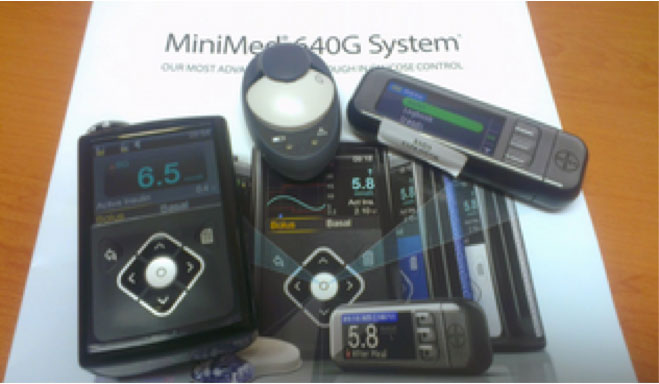 The new 640G, Sensor & meter in real life compared to the brochure