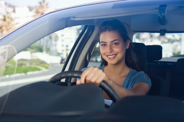 Medtronics Young Adults Give driving the green light